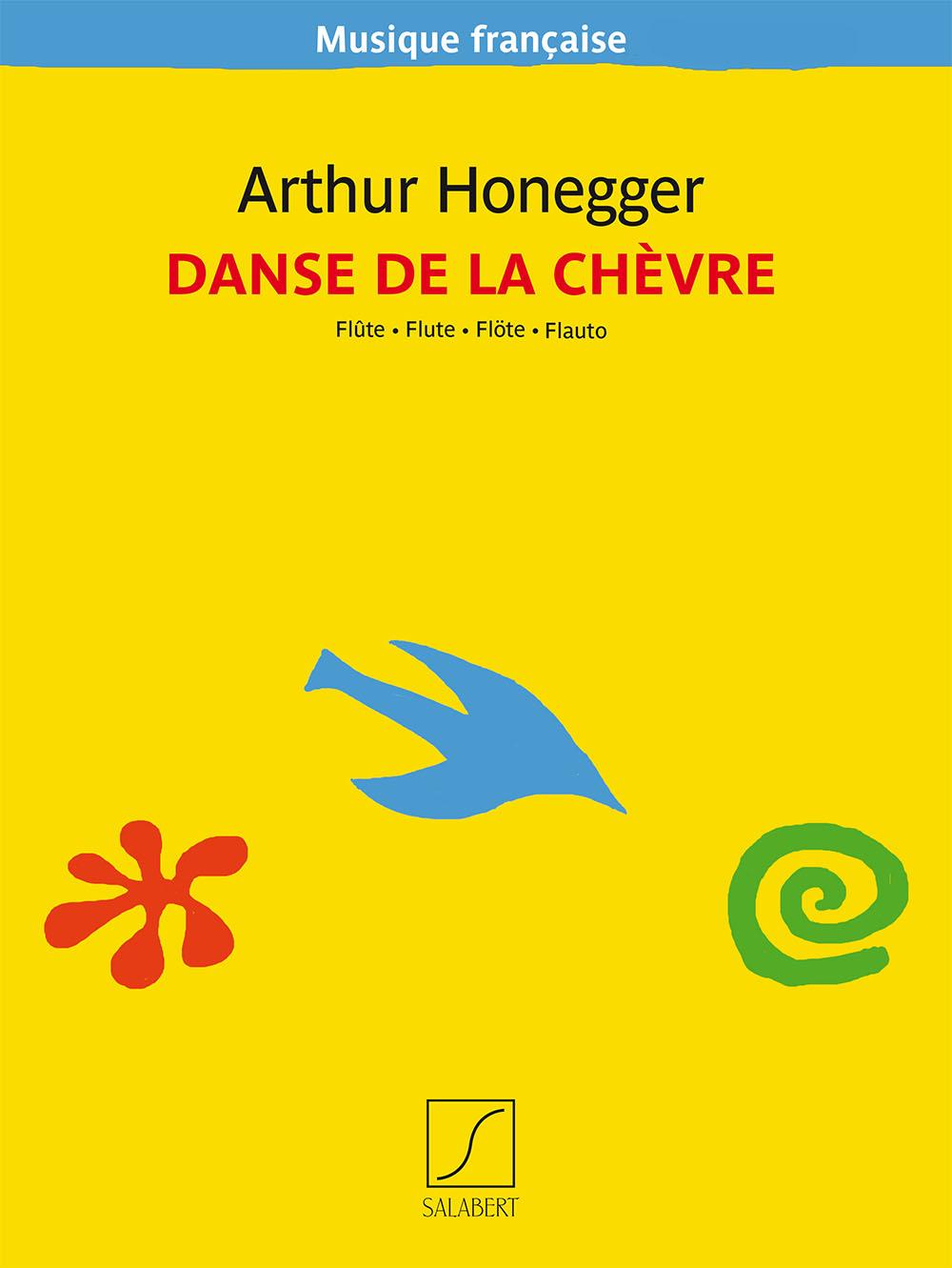 Arthur Honegger: Danse de la Chèvre: Flute: Instrumental Work