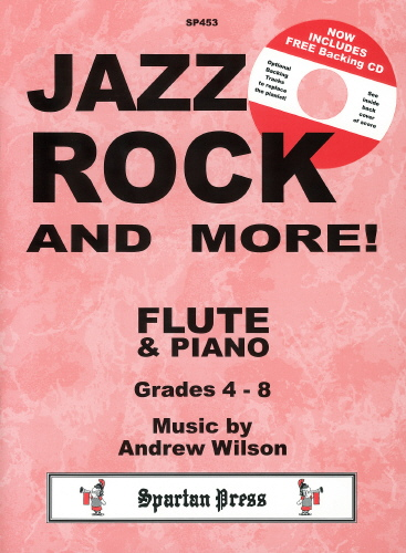 A. Wilson: Jazz Rock And More: Flute: Instrumental Album