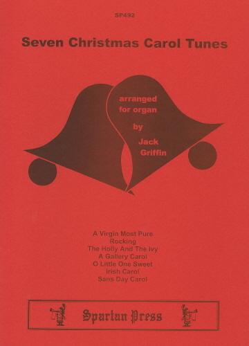 7 Christmas Carol Tunes: Organ: Instrumental Album