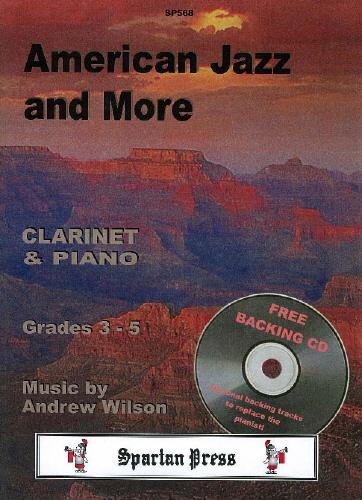 A. Wilson: American Jazz And More: Clarinet: Instrumental Album