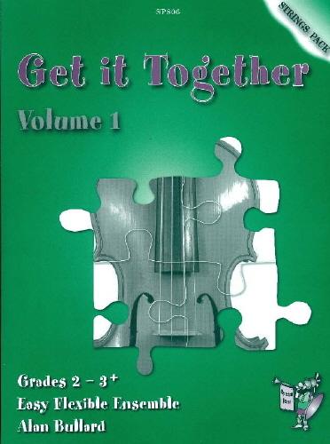 Alan Bullard: Get It Together: String Ensemble: Instrumental Album