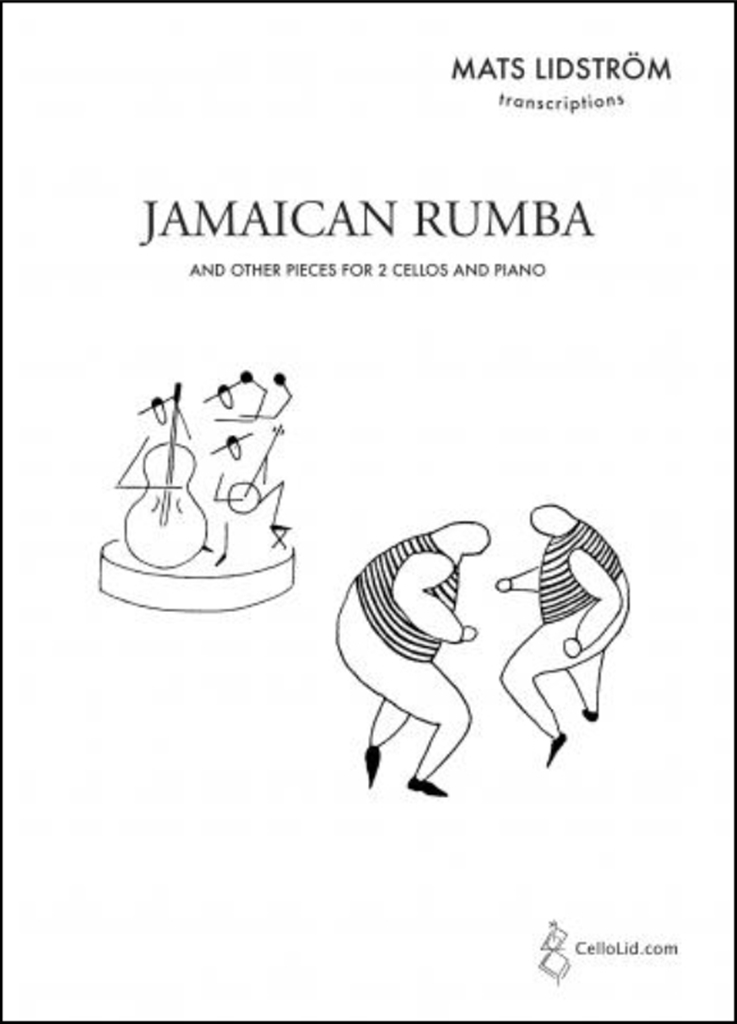 L Ridgway: Jamaican Rumba And Other Pieces: Cello: Instrumental Album