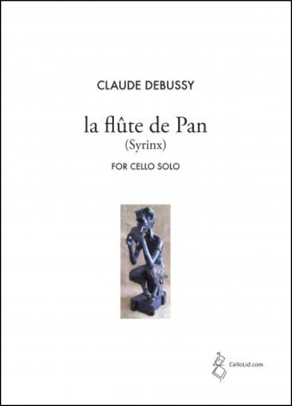 Claude Debussy: La flûte de Pan: Cello: Instrumental Work