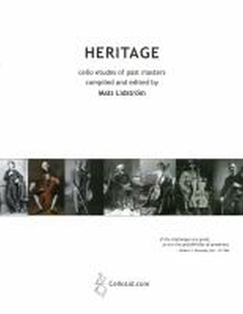 Heritage: Cello: Instrumental Album