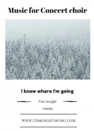 I Know Where I