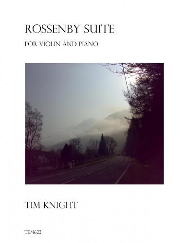 T. Knight: Rossenby Suite: Violin: Instrumental Album