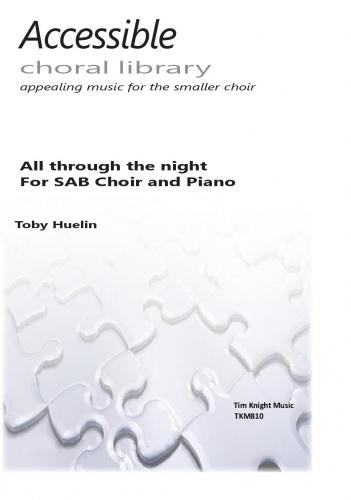 All Through The Night: SAB: Vocal Score