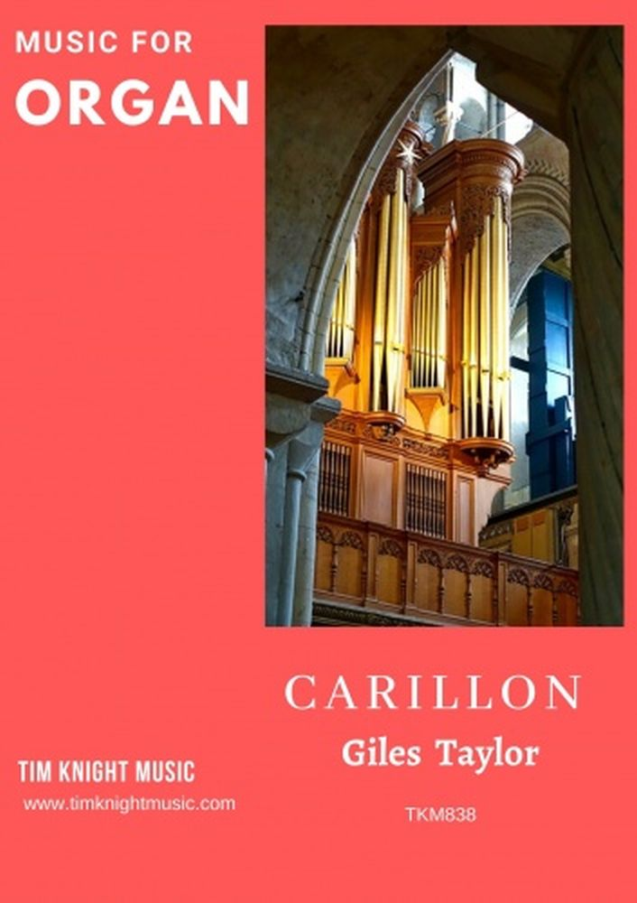 Giles Taylor: Carillon: Organ: Instrumental Work