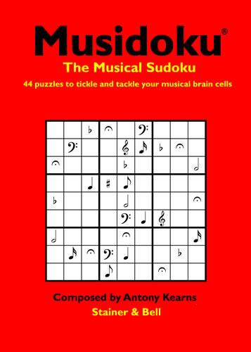 A. Kearns: Musidoku Opus 1 (Musical Sudoku): Game