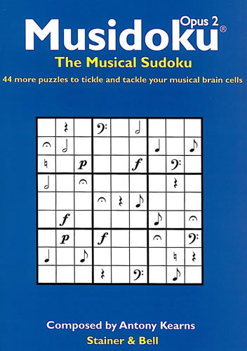 A. Kearns: Musidoku Opus 2 (Musical Sudoku): Game