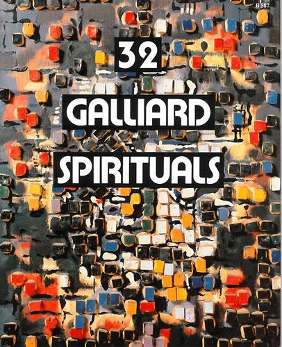 32 Galliard Spirituals: Voice: Vocal Album