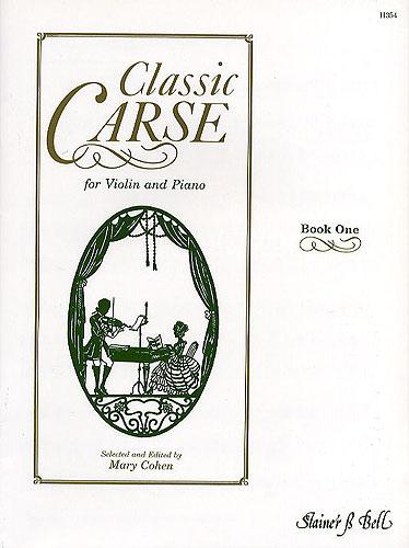 Adam Carse: Classic Carse - Book 1: Violin: Instrumental Album