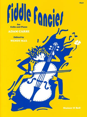 Adam Carse: Fiddle Fancies For Cello And Piano: Cello: Instrumental Work
