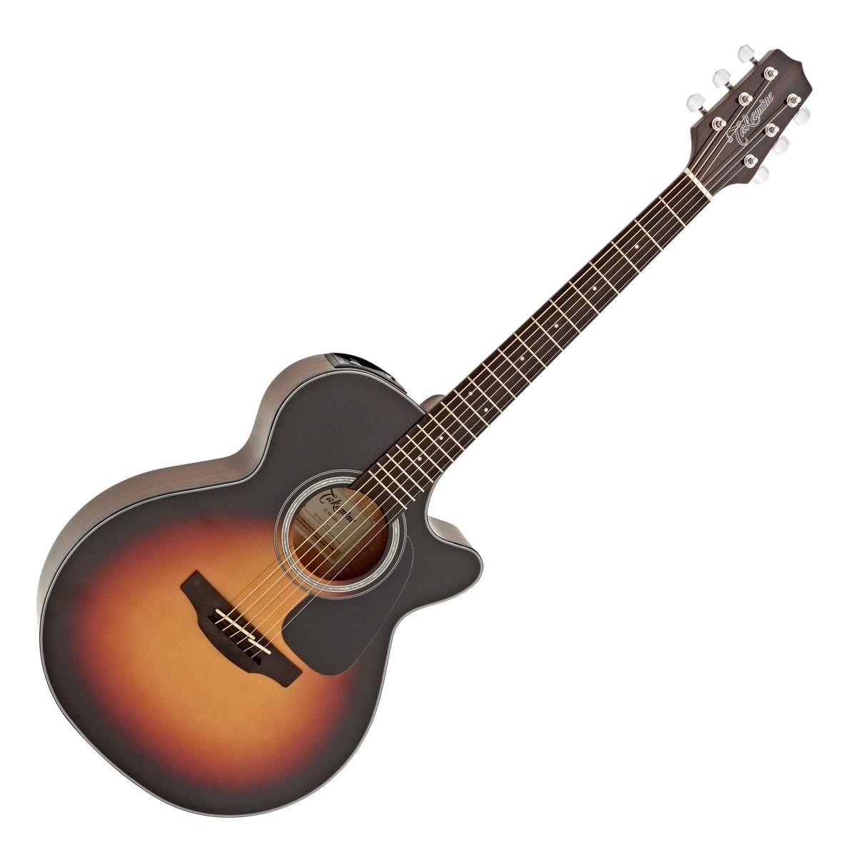 GF30CE FXC Cutaway Electro Acoustic Sunburst: Acoustic Guitar