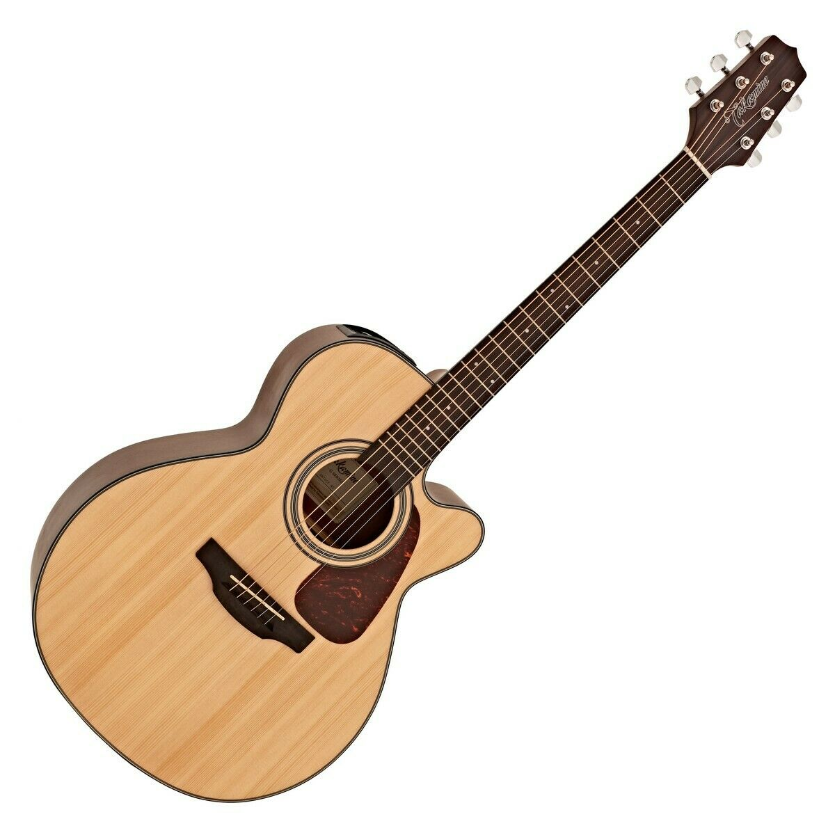 GN10CE-NS Electro Acoustic Guitar Natural Satin: Acoustic Guitar