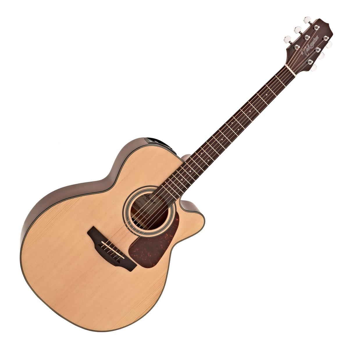 GN15CE NEX Electro Acoustic Guitar Natural: Acoustic Guitar