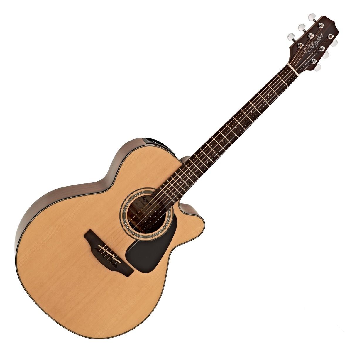GN30CE NEX Electro Acoustic Guitar Natural: Acoustic Guitar