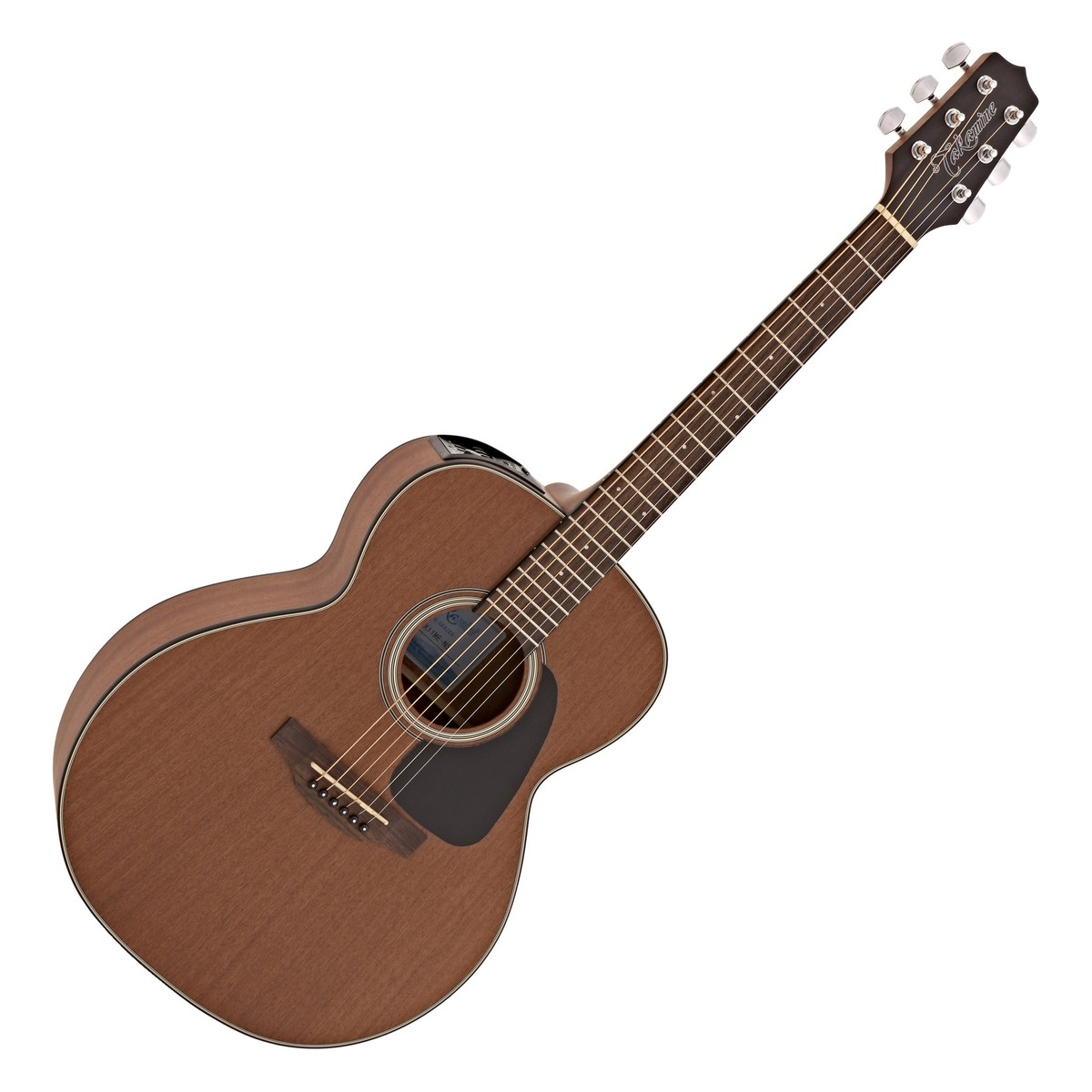 GX11ME Taka-Mini Travel Electro Acoustic Natural: Acoustic Guitar