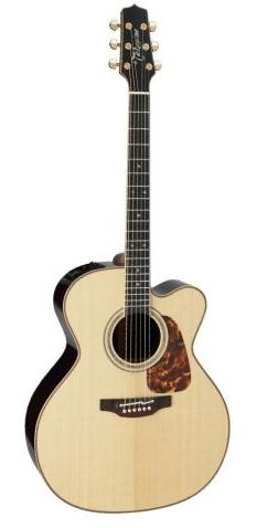 PJ7C PRO Series 7 Jumbo Cutaway Acoustic: Acoustic Guitar