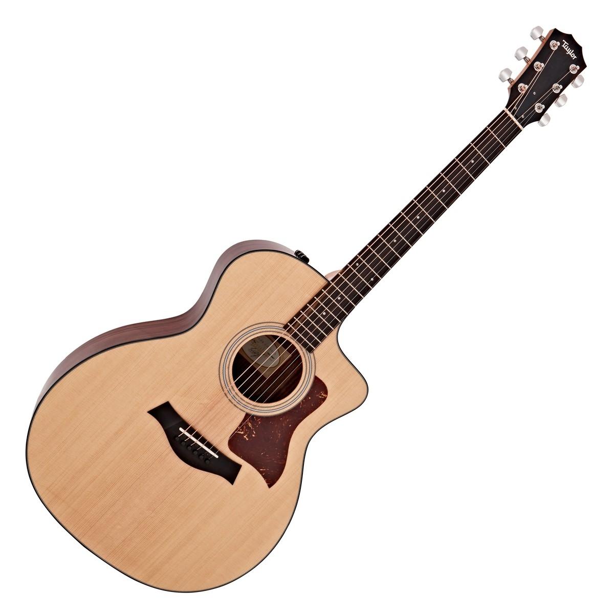 214CE Plus Natural Acoustic Guitar: Acoustic Guitar