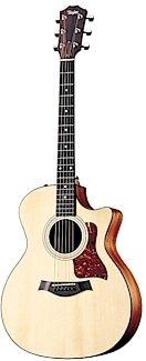 Sapele Grand Auditorium Cutaway Guitar: Acoustic Guitar