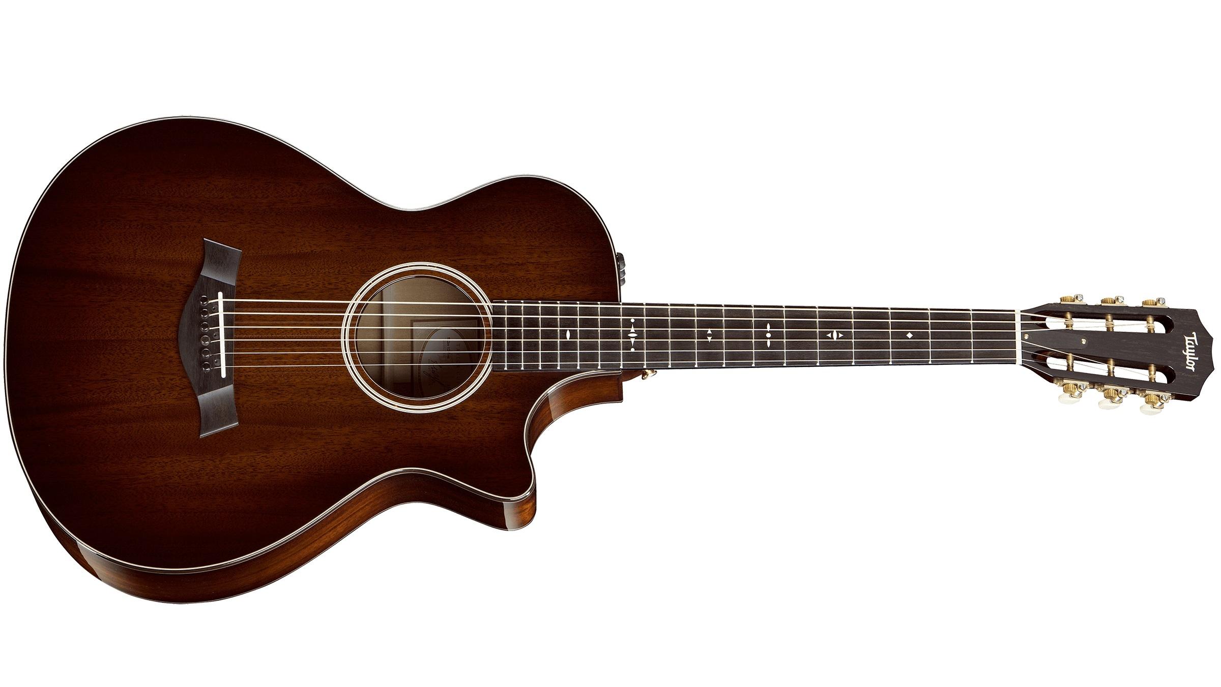 12 Fret Grand Concert Electro Acoustic Guitar Mah: Acoustic Guitar