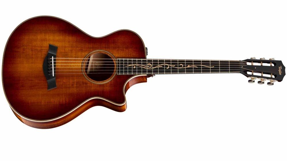Taylor: K22ce 12 Fret Electro Acoustic Guitar: Acoustic Guitar