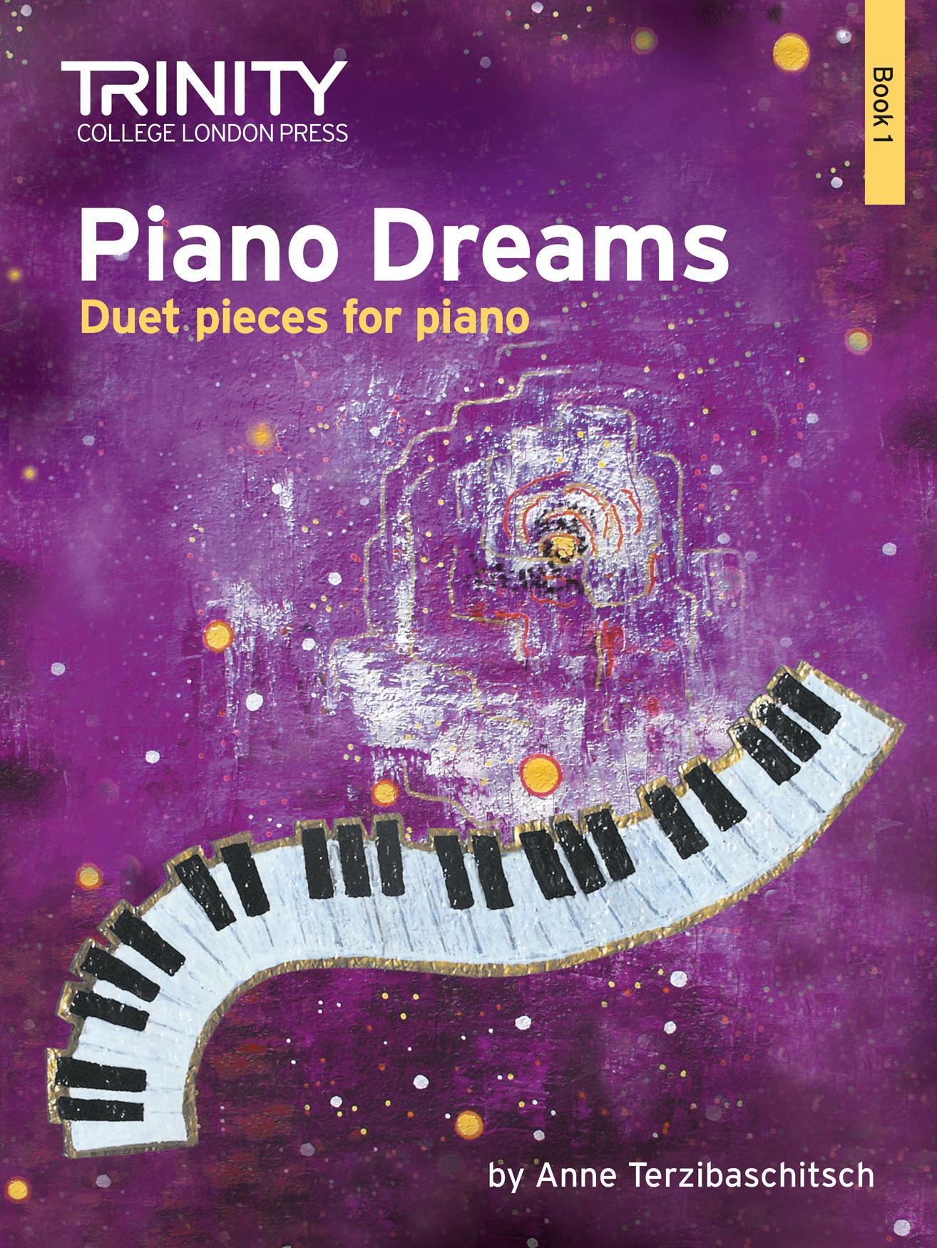 Anne Terzibaschitsch: Piano Dreams - Duets Book 1: Piano: Instrumental Album