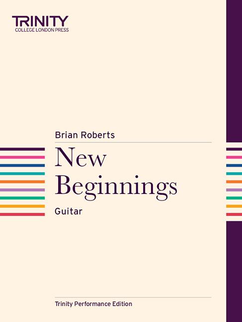 Brian Roberts: New Beginnings: Instrumental Album