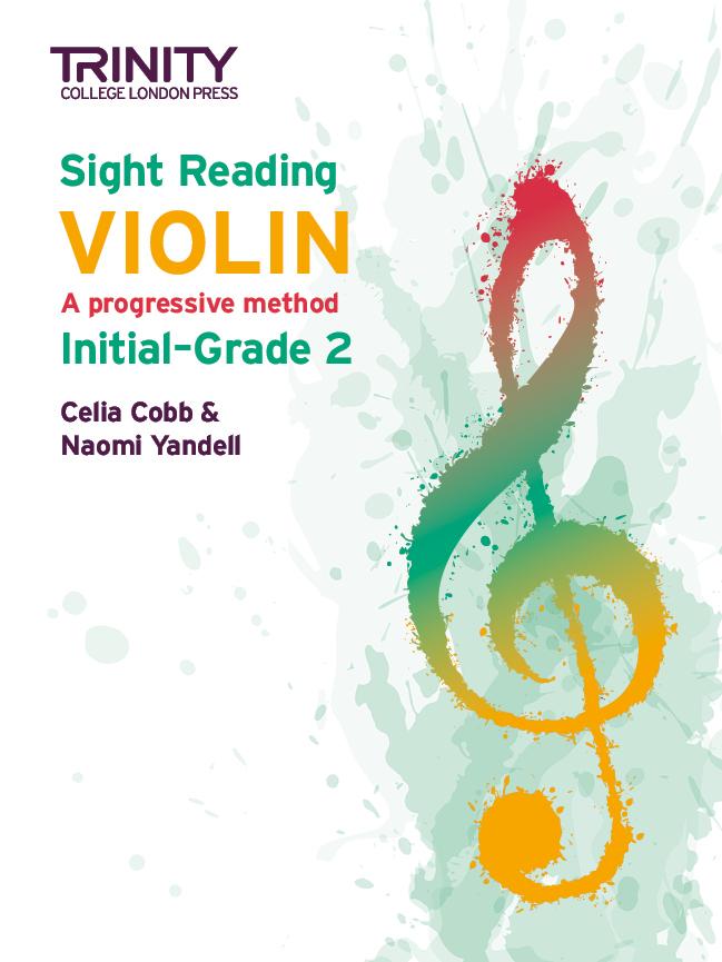 Celia Cobb Naomi Yandell: Sight Reading Violin: Initial-Grade 2: Violin: