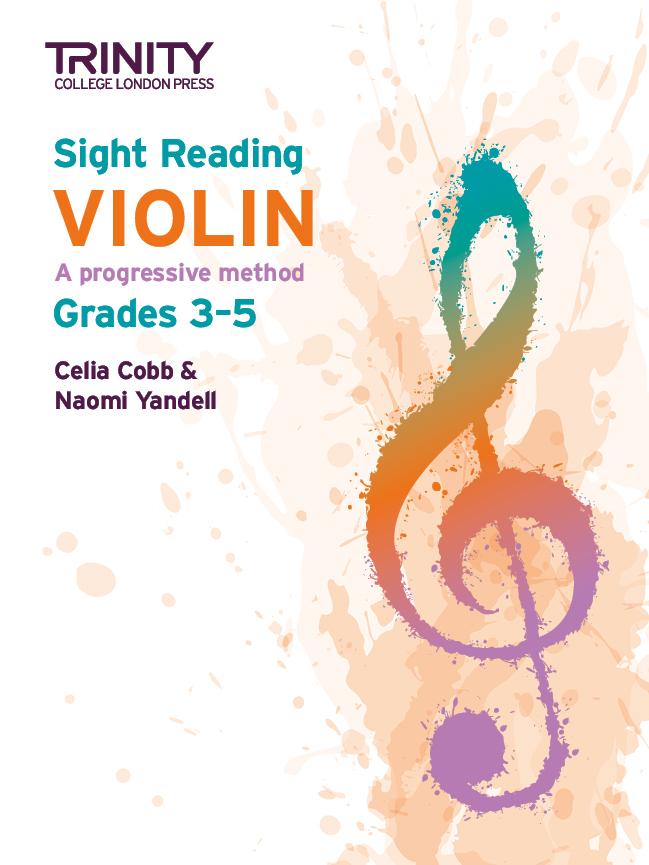 Celia Cobb Naomi Yandell: Sight Reading Violin: Grades 3-5: Violin: Instrumental