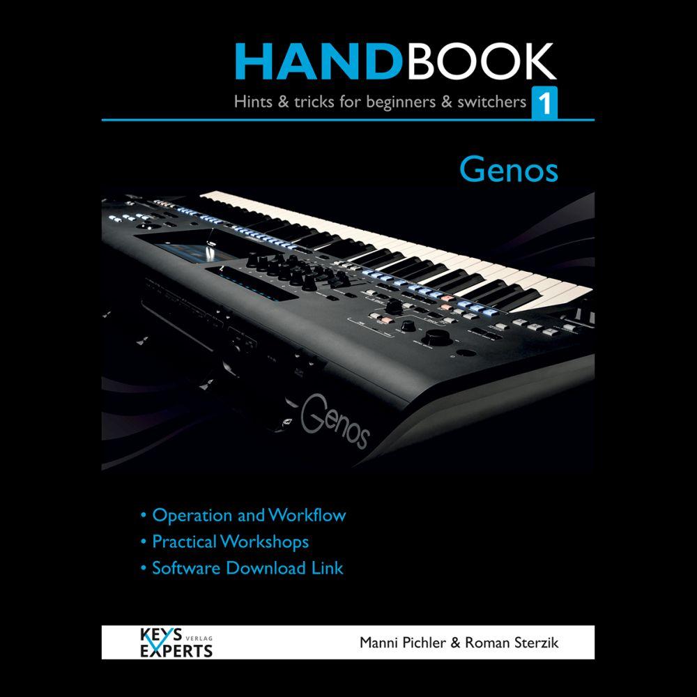 Handbook for Yamaha Genos Volume 1: Keyboard: Instrumental Reference
