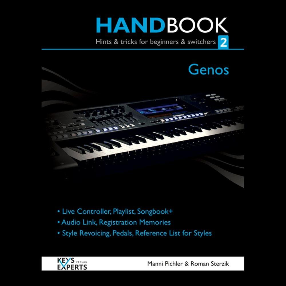 Handbook for Yamaha Genos Volume 2: Keyboard: Instrumental Reference