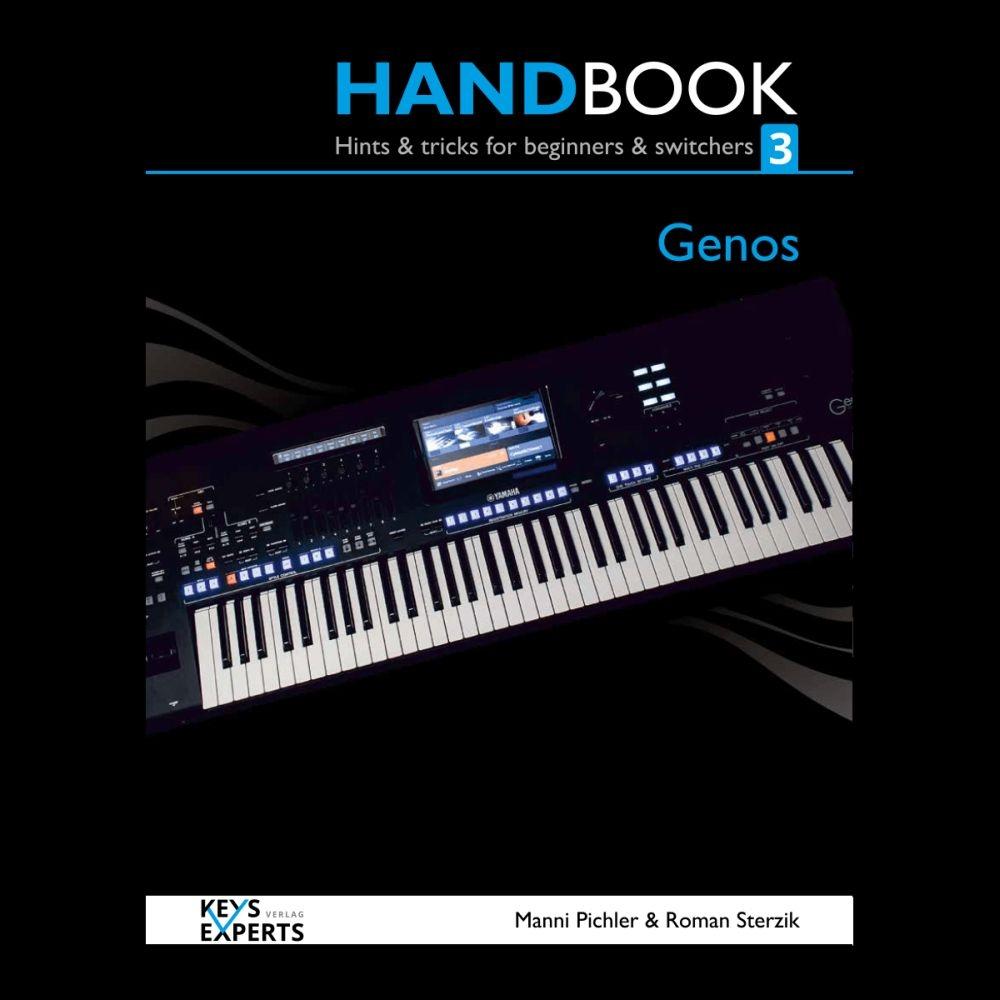 Handbook for Yamaha Genos Volume 3: Keyboard: Instrumental Reference