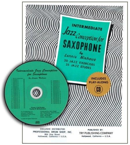 Lennie Niehaus: Intermediate Jazz Conception for Saxophone: Saxophone: Study