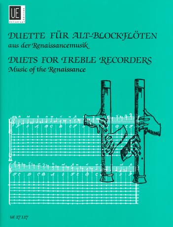 Duette Fur Renaissance: Recorder Ensemble: Instrumental Album
