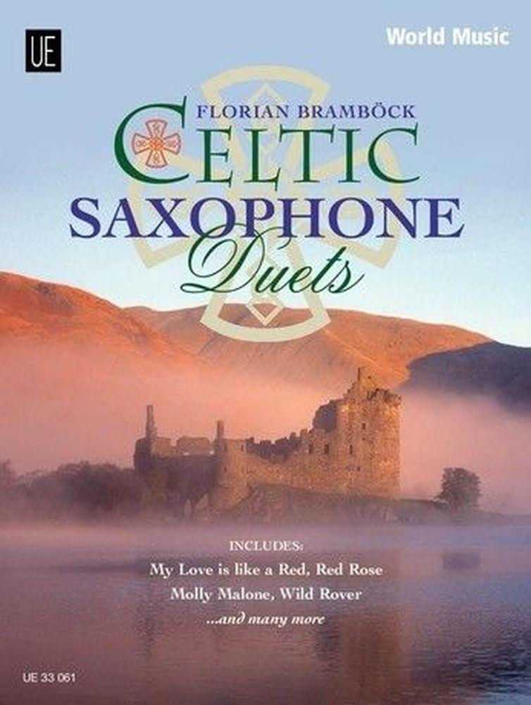 F. Brambock: World Music Afro Latin: Saxophone Ensemble: Instrumental Album