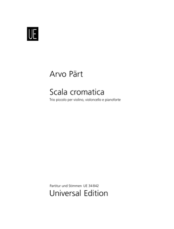 Arvo Pärt: Viis laulu lastele / Fünf Kinderlieder: Children