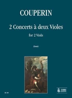 2 Concerts à deux Violes for 2 Viols: Violin Duet: Instrumental Work