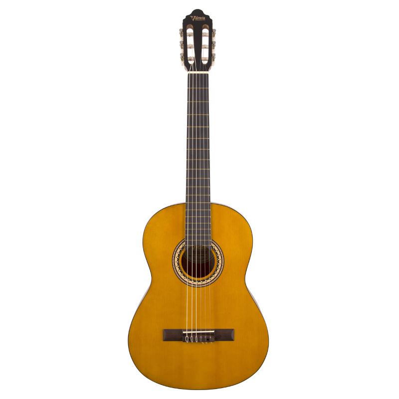 200 Series 3921C 3/4 Size Classical Guitar Natural: Classical Guitar