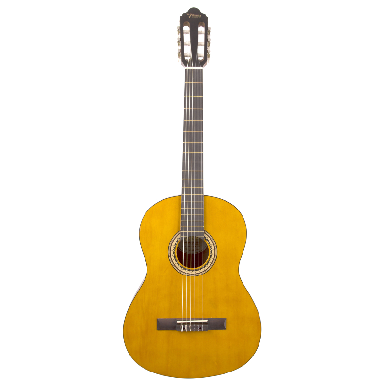 202 1/2 Classical Guitar Natural: Classical Guitar