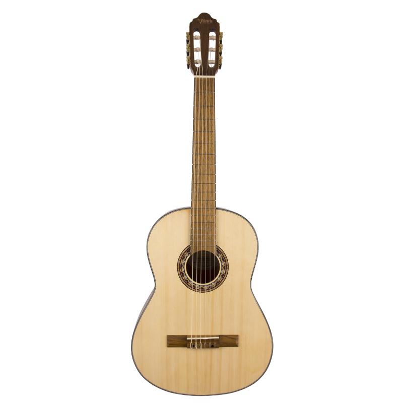 Vc304Na 4/4 Classical Guitar Natural 300 Series: Classical Guitar