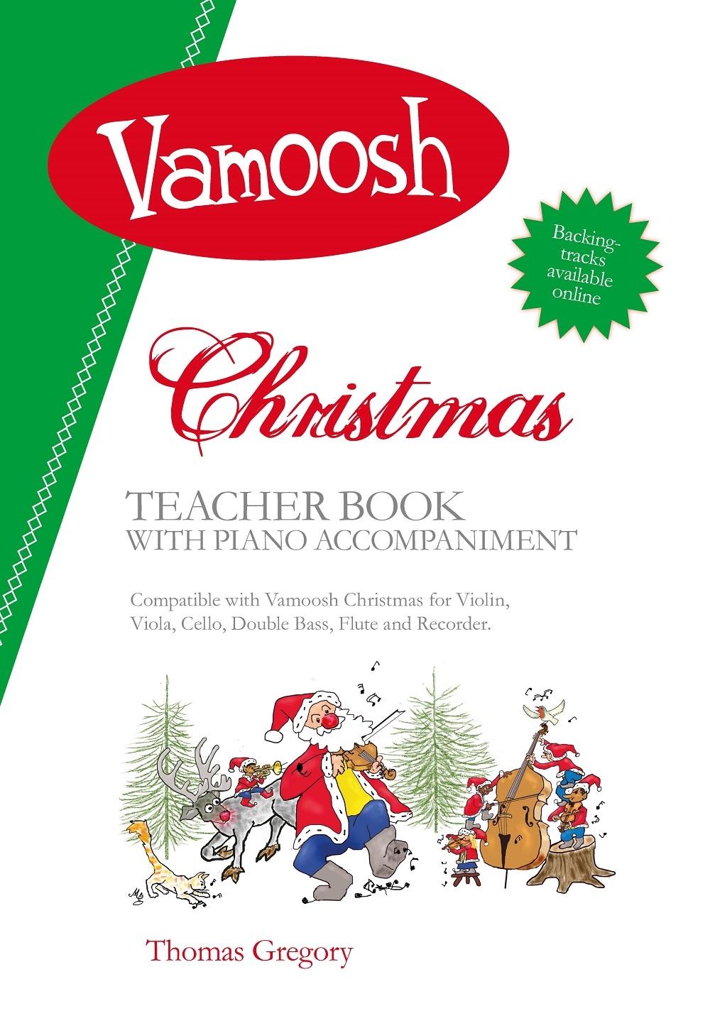Vamoosh Christmas Teacher Book: Piano: Instrumental Album