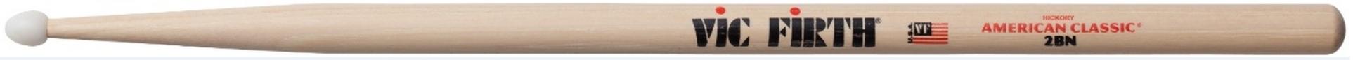 American Classic 2B Drum Sticks Nylon Tip: Drumsticks