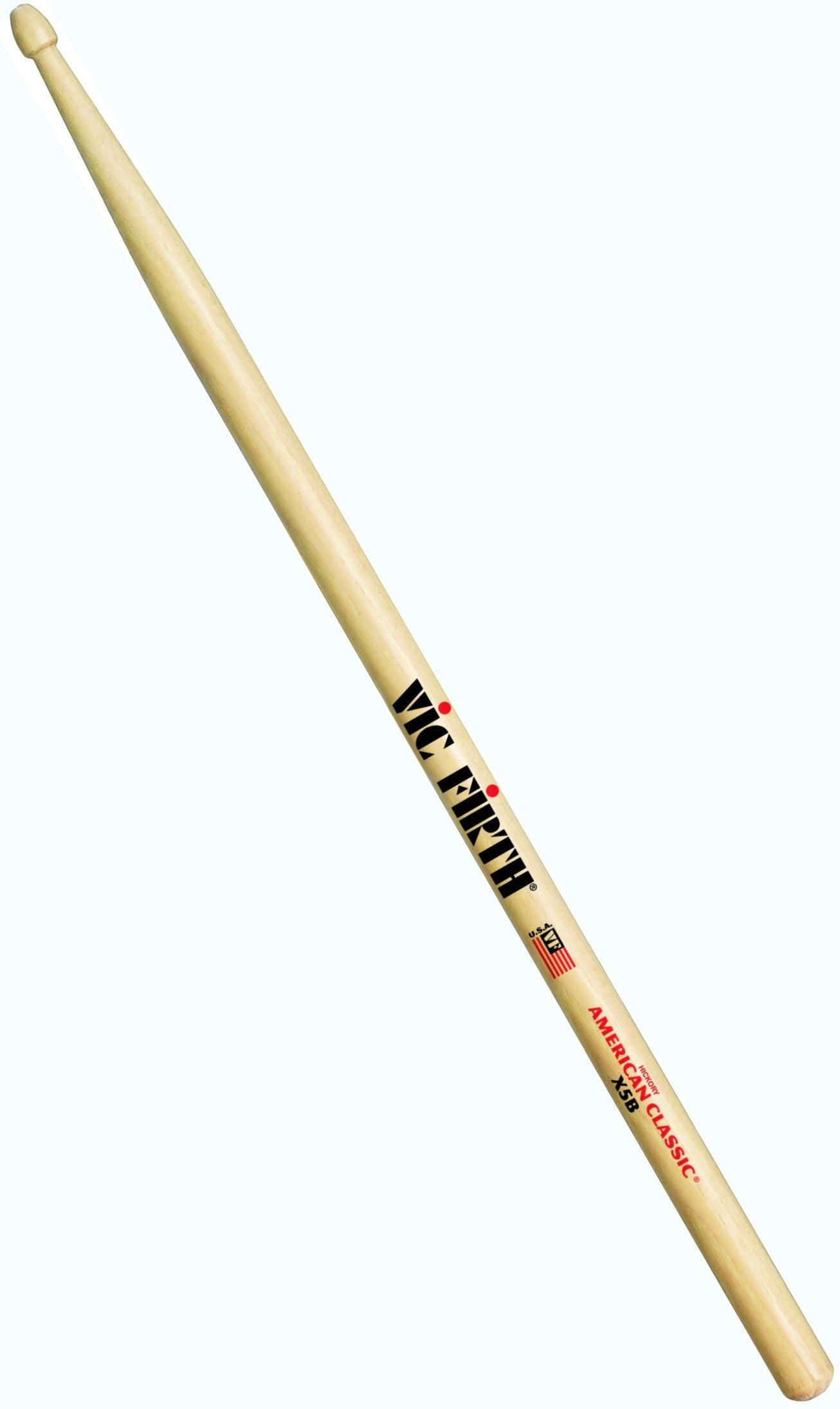 Extreme 5B Wood Tip Drum Sticks: Drumsticks