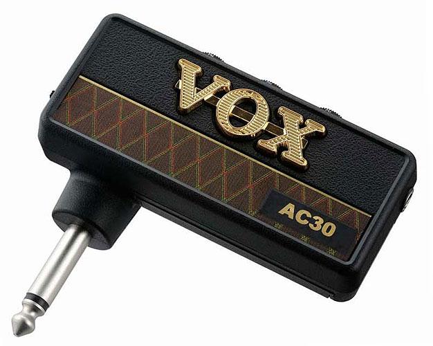 Amplug Ac30 Style Headphone Guitar Amp: Amplifier