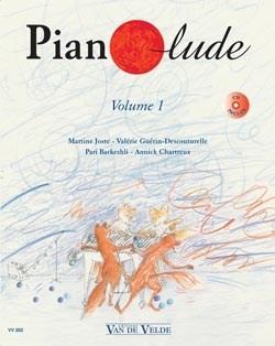 Pianolude Vol.1: Piano: Instrumental Tutor