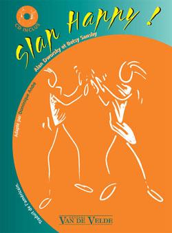 Alan Dworsky Betsy Sansby: Slap happy !: Percussion: Instrumental Tutor