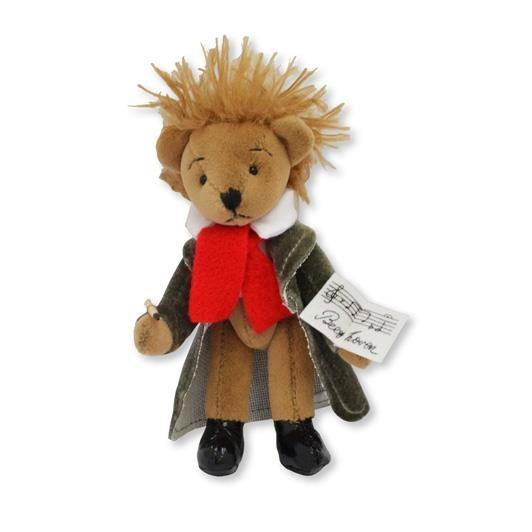 Beethoven bear 11 5cm: Ornament