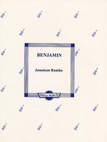 Arthur Benjamin: Jamaican Rumba: Viola: Instrumental Work